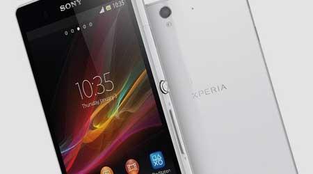 Photo of جهاز Xperia Z يبدأ بالحصول على الأندرويد المصاصة
