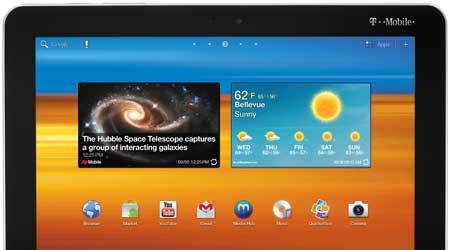 لوحي سامسونج Galaxy Tab 4 10.1 يحصل على الأندرويد 5.0.2