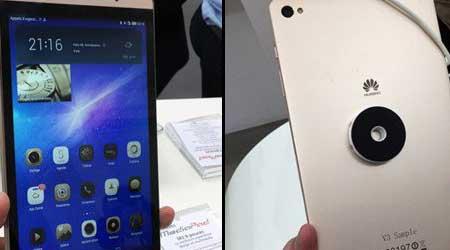 Photo of هواوي تعلن عن جهازها اللوحي MediaPad M2 بهيكل معدني