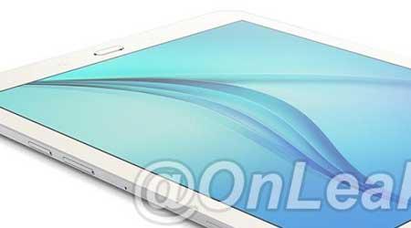 صورة مسربة لما يعتقد أنه جهاز سامسونج Galaxy Tab S2