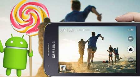 صورة سامسونج تؤكد: جهاز Galaxy Ace 4 سيحصل على الأندرويد المصاصة