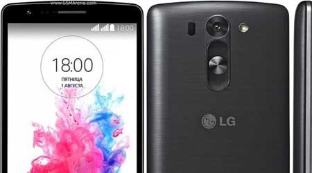 Photo of جهاز LG G3s يبدأ بالحصول على الأندرويد المصاصة