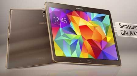 سامسونج تعمل على جهازين لوحيين Galaxy Tab S2