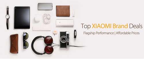 عرض تخفيضي على مجموعة منتجات Xiaomi - سارع بالحجز