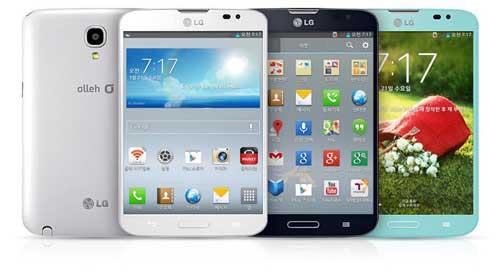 جهاز LG Vu 3 لن يحصل على الأندرويد المصاصة بحسب الشركة