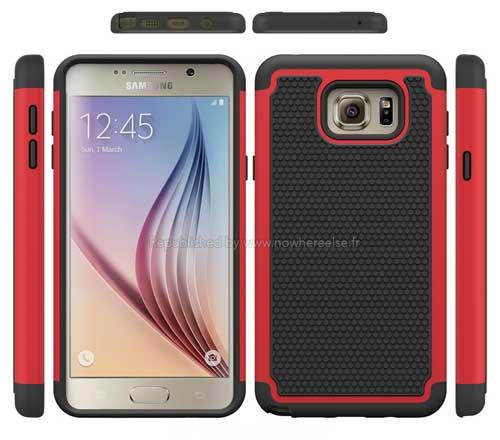 تسريب صور غطاء Galaxy Note 5 يعطي لمحة عن تصميمه