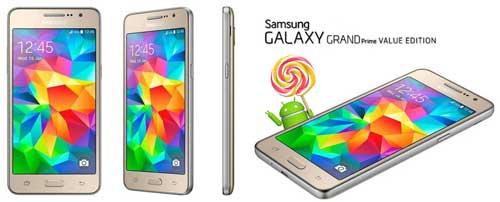 جهاز Galaxy Grand Prime Value Edition يحصل على الأندرويد 5.1.1