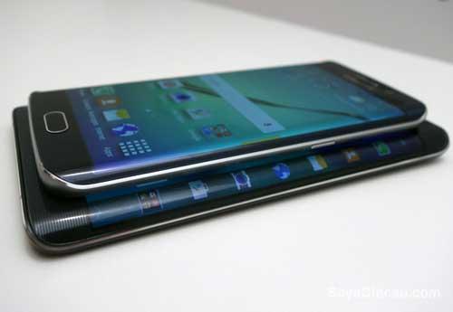 شائعة: سامسونج ستعلن عن جهاز Galaxy S6 Plus قريبا