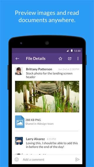 تطبيق Slack لإنشاء مجموعات فرق عمل وتواصل