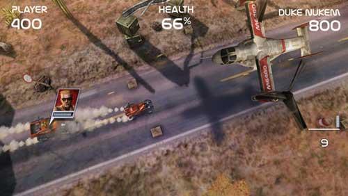 لعبة Death Rally سباق السيارات الحربية