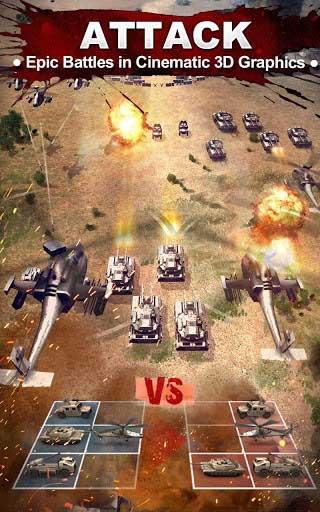 لعبة Invasion الحربية والاستراتيجية من أفضل الألعاب الجديدة