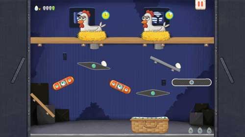 لعبة Al-Watania Eggs - العب واحصل على هاتف ذكي