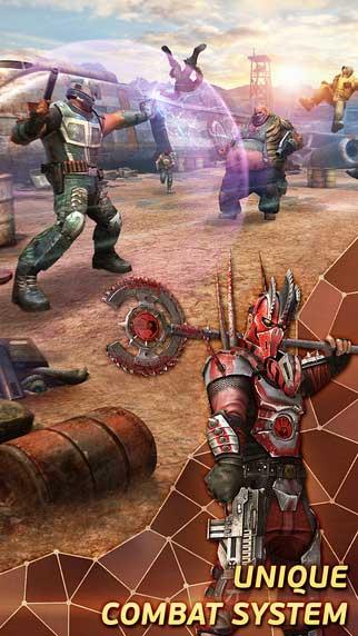 لعبة Evolution حرب المخلوقات الغريبة القوية