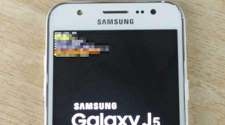 صور وتفاصيل مسربة حول جهاز سامسونج Galaxy J5