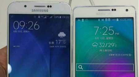 صور وتفاصيل مسربة حول جهاز سامسونج Galaxy A8 القادم