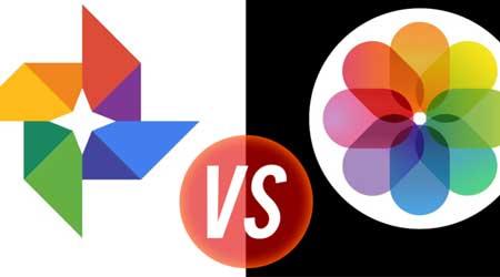 مقارنة: خدمة جوجل Photos ضد ابل iCloud - أيهما أفضل لك؟