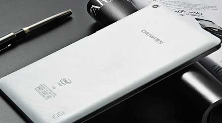 صورة عرض – الجهاز اللوحي Chuwi Hi8 العامل بالاندرويد ونظام وندوز 8.1