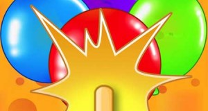 لعبة فرقعة البوالين - عربية بسيطة مسلية وممتعة