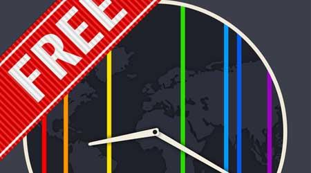صورة تطبيق TimeZoner المميز، دليلك لجميع ساعات العالم وتصماميم رائعة للساعات – مجاني