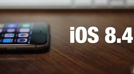 Photo of آبل تطلق رسميا التحديث الجديد iOS 8.4 – ما الجديد والمميزات ؟