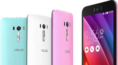 شركة ASUS تعلن رسميا عن جهاز ZenFone Selfie