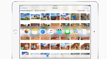 5 مزايا مهمة حصل عليها الآيباد مع الإصدار iOS 9