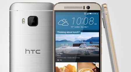 تحديث جديد لجهاز HTC One M9 لتحسين البطارية والكاميرا