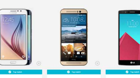 جوجل تطلق أداة تساعدك في اختيار هاتفك الذكي أندرويد