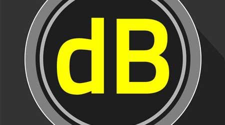 تطبيق dB Decibel Meter PRO مقياس الصوت الاحترافي - جدا عملي