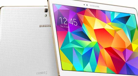 Photo of بدء وصول تحديث الاندرويد 5.0.2 لـ Galaxy Tab S في السعودية