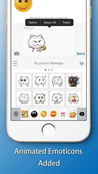 تطبيق Emoji Added لوحة مفاتيح بمئات الإيموجي الرائعة - مجانا لوقت محدود