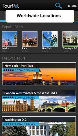 تطبيق Travel guide - دليلك السياحي لكل المناطق حول العالم
