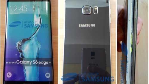 صورة مسربة لجهاز Galaxy S6 Edge Plus من البلاستيك