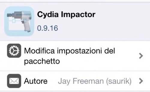 شرح أداة Cydia Impactor لحذف الجيلبريك بدون عمل ريستور بالايتوتز
