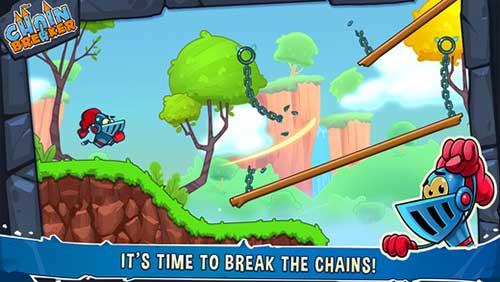 لعبة Chain Breaker الفيزيائية الرائعة - مجانا لوقت محدود