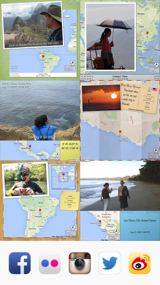 تطبيق Photo Mapo لمعرفة مكان التقاط الصور بالخريطة - مجانا لوقت محدود