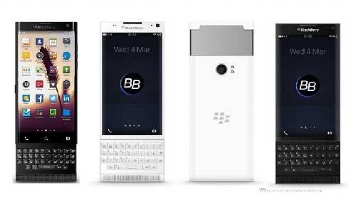 تسريبات جديدة حول Blackberry Venice العامل بالاندرويد