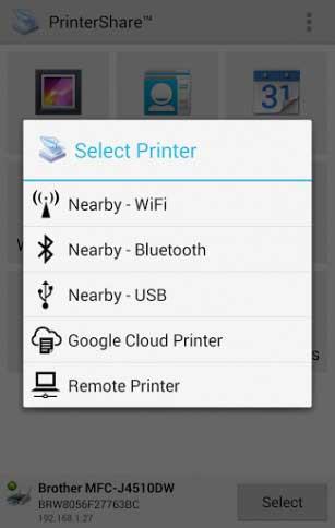 تطبيق PrinterShare Mobile Print للطابعة من الهاتف مباشرة