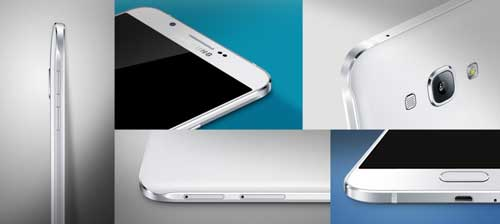 سامسونج تعلن رسميا عن جهازها النحيف Galaxy A8