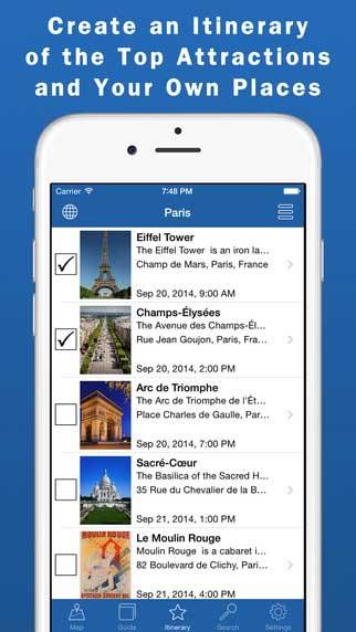 المرشد السياحي City Guides & Offline Maps