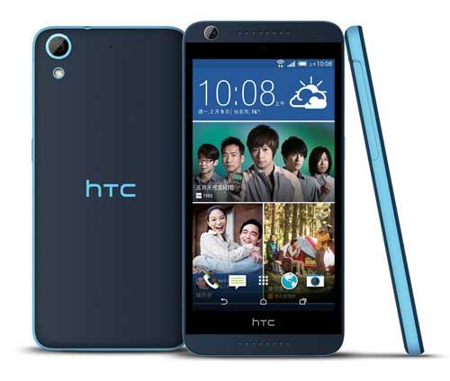 شركة HTC تعلن عن 4 أجهزة جديدة للسوق الأمريكي بمواصفات متوسطة
