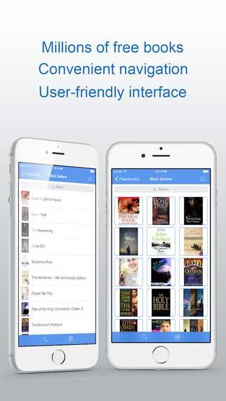 تطبيق Book Finder Pro للبحث ومطالعة الكتب