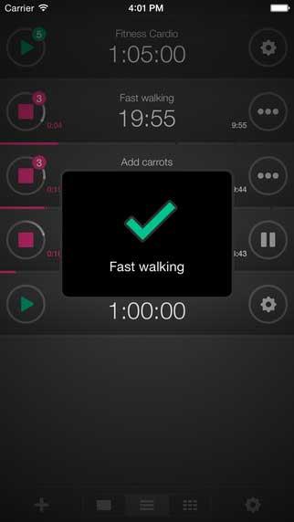 تطبيق Timer - مؤقت مع ميزة التذكيرات بتصميم جميل ودعم ساعة آبل