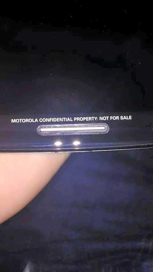 صور وتفاصيل مسربة حول جهاز موتورولا Moto X الجيل الثالث