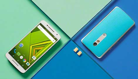 الإعلان رسمياً عن هاتف Motorola Moto X Play !