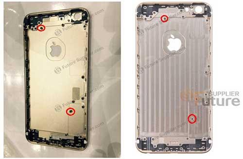 المزيد من الصور المسربة لجهازك الأيفون 6s - سيحافظ على نفس التصميم