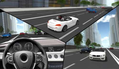 لعبة Highway Racer - سباق سيارات فخمة