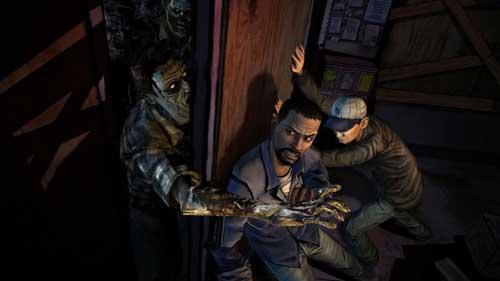 لعبة The Walking Dead: Season One الرعب والمغامرة للاندرويد