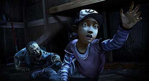 لعبة The Walking Dead: Season Two الجزء الثاني المرعبة