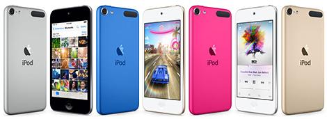 تعرف على الإصدار الجديد من جهاز الآيبود تاتش iPod Touch 6th !
